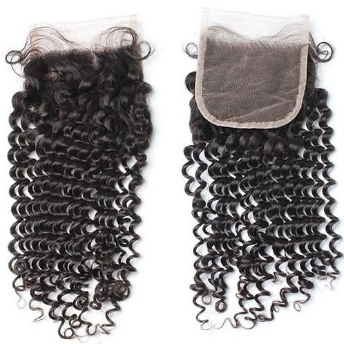 Virgin Kelly Curl Closure