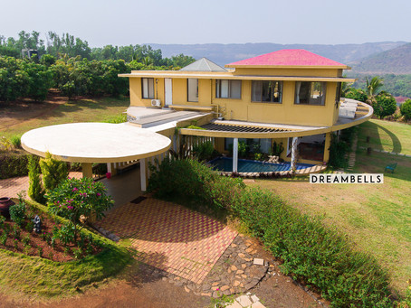 Le Farm - Private lake view holiday home