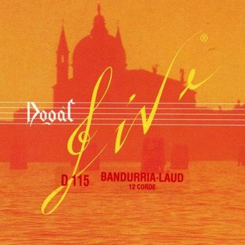 DOGAL MUTA BANDURRIA - LAUD MODELLO LIVE