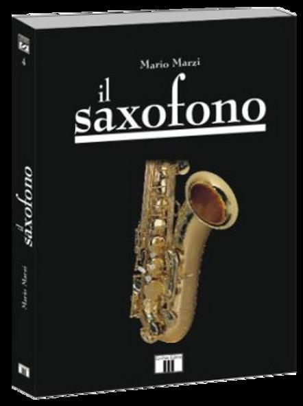 il saxofono - Mario Marzi