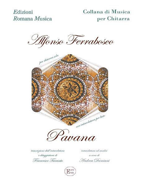 Erom 0045 Pavana - Ferrabosco