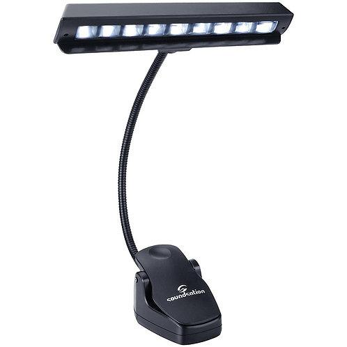 LAMPADA A CLIP PER LEGGIO 9 LED