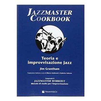 JazzMaster CookBook - Teoria e improvvisazione Jazz