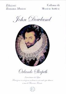 ORLANDO SLEEPETH - John Dowland