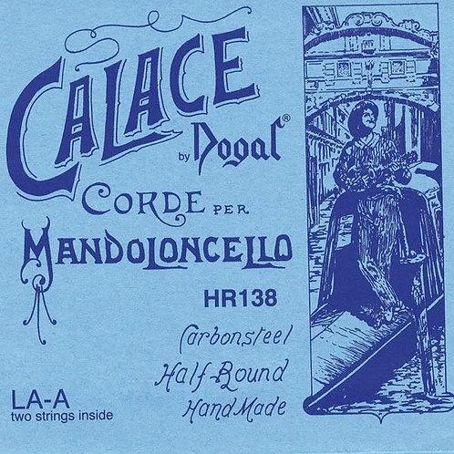 """DOGAL MANDOLONCELLO """" CALACE """" TIPO SEMIRUVIDO"""