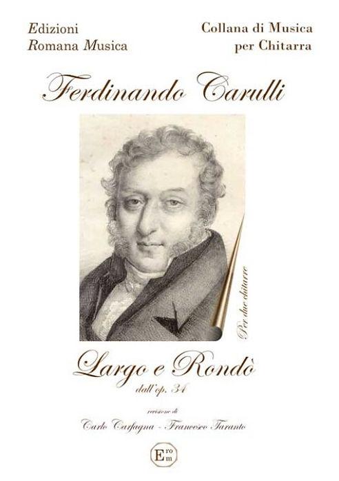 Erom 0027 Largo e rondo Carulli