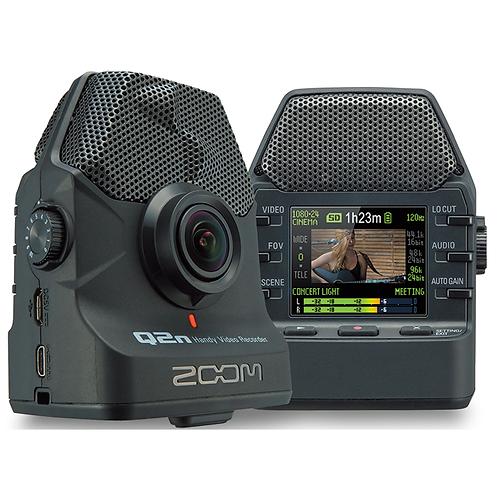 Zoom q2n Camera Registratore