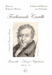 TARANTELLA/DANZA NAPOLETANA - Ferdinando Carulli