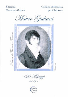 120 ARPEGGI - Mauro Giuliani