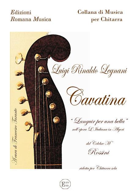 Erom 0023 Cavatina Languir per una bella
