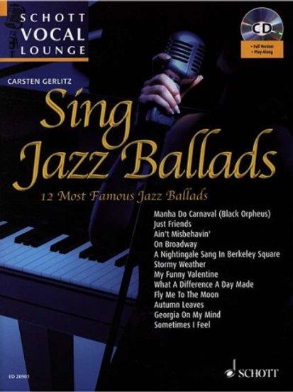 Sing Jazz Ballads Chant