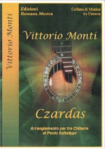 CZARDAS - Vittorio Monti