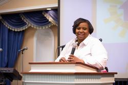 Pastor Denise Strothers