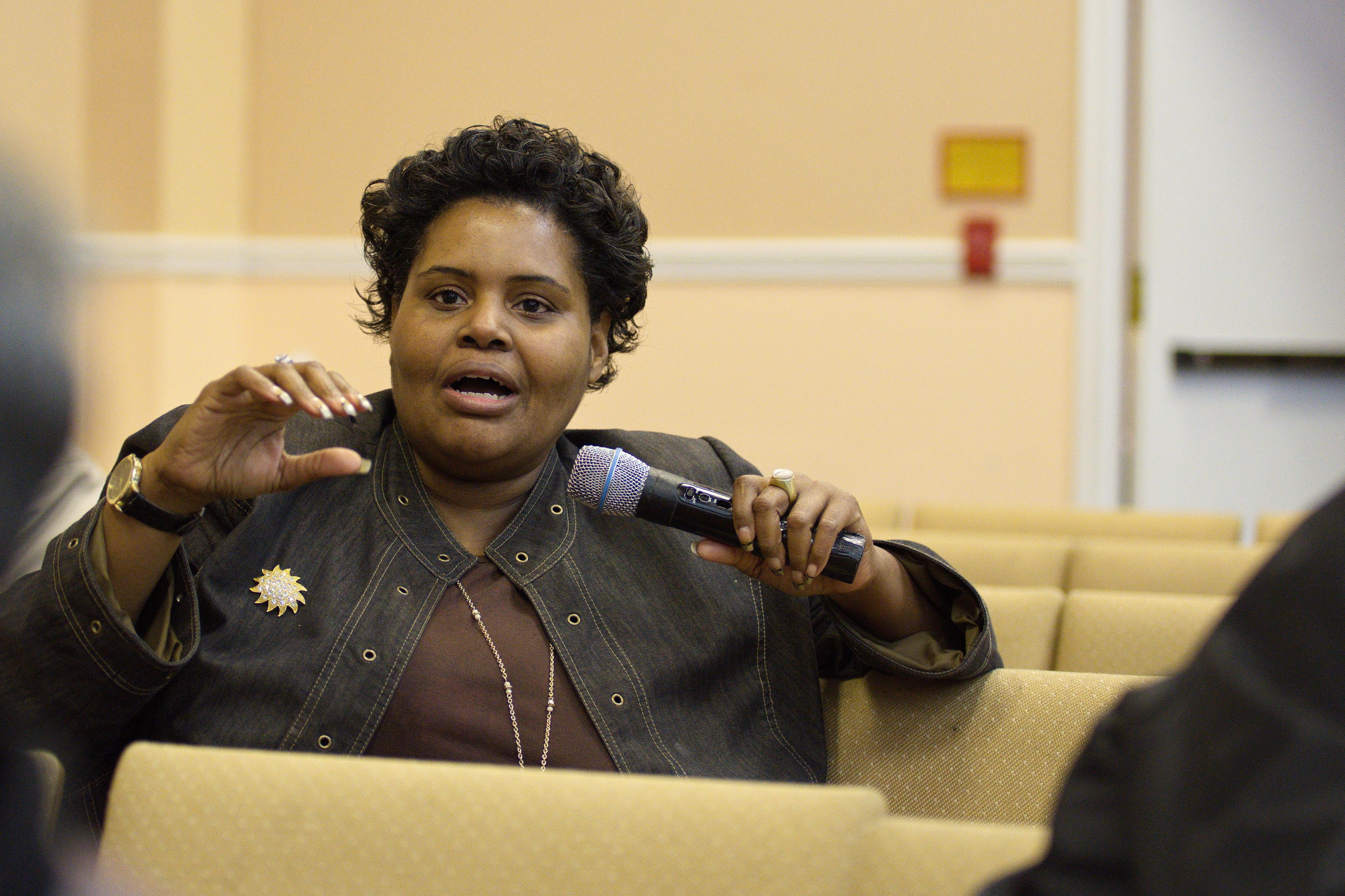 Minister Zipporah McCoy