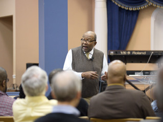 Churches & Prison Ministry: There's nobody like that in my church!