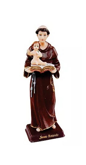 SANTO ANTÔNIO (MENINO JESUS SOLTO )
