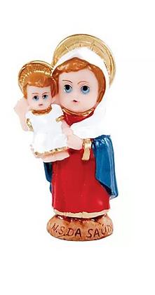 N SRA DA SAÚDE INFANTIL 8CM