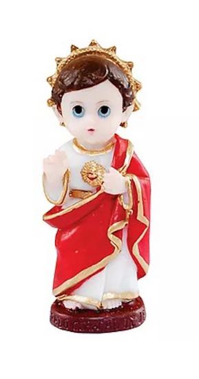 SAGRADO CORAÇÃO DE JESUS INFANTIL 8CM
