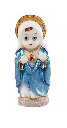 SAG. CORAÇÃO DE MARIA INFANTIL 8CM