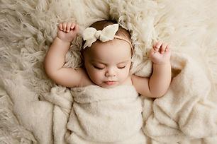 Suwanee newborn photographer