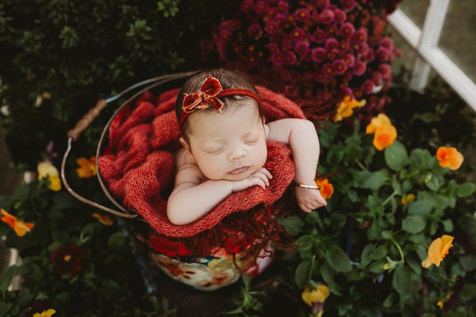 Buckhead Newborn Photographer
