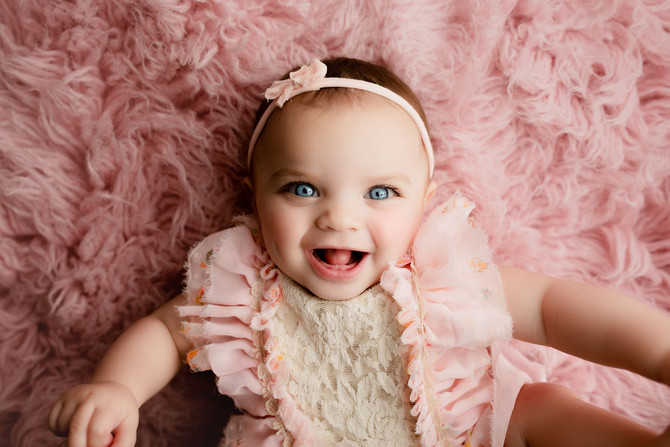 Premier Atlanta Baby Photographer: Capturing Your Baby's Firsts