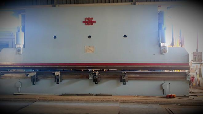 Pressa Piegatrice Idraluca m/m 8000 X 500 Tonnellate