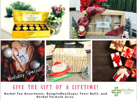 Holiday Specials!