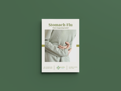 [July 2021 Newsletter] Stomach Flu, What's Happening Inside?