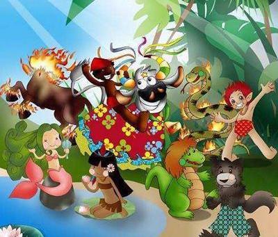 Atividades para o Dia do Folclore