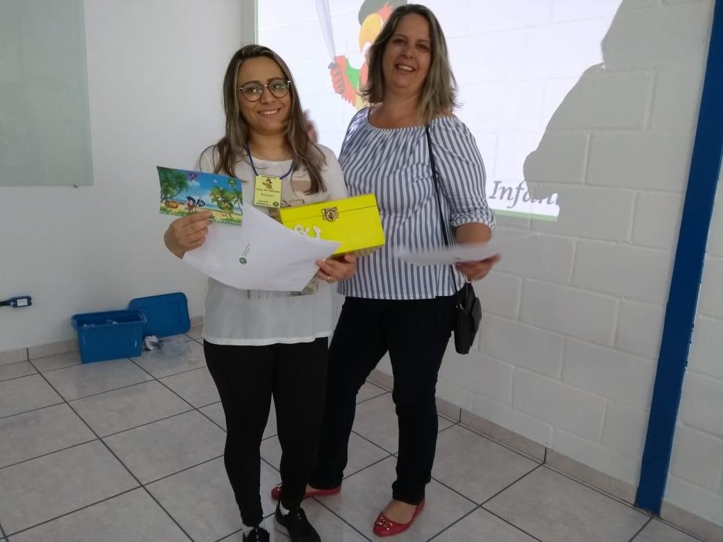 Vencedores da Equipe Amarela