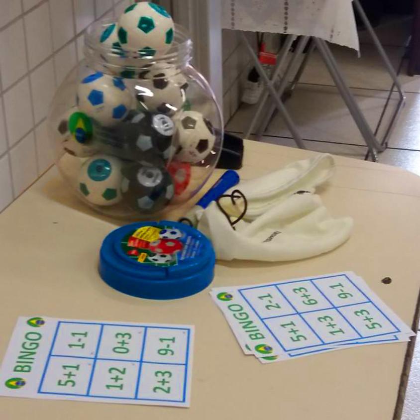 Jogos e Brincadeiras Matemáticos