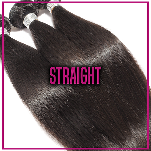 Single Drawn Bundles - Straight