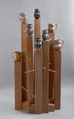 Cup Predestal