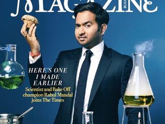 Rahul Mandal joins The Times