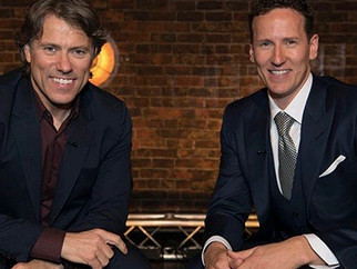 Brendan Cole on John Bishop In Conversation With....