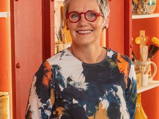 Sue Pryke joins Yellow Poppy