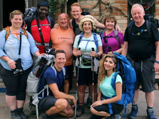 BBC2 will be repeating The Pilgrimage:The Road To Rome with Brendan Cole