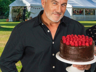 Paul Hollywood Celebrates A Decade in the Bake Off Tent