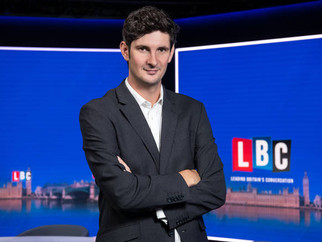 Tom Swarbrick To Host New LBC Show