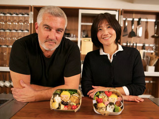 Channel 4 Commissions 'Paul Hollywood Eats Japan'.