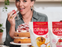 Candice Bakes with 'Canderel Bake!'