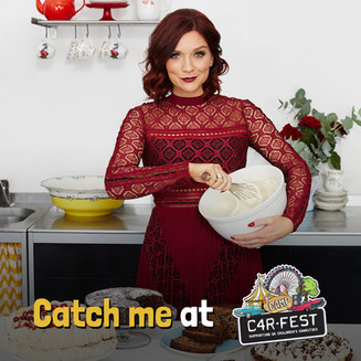 Candice Brown Returns to Carfest in 2021