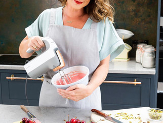 Candice Brown & Breville