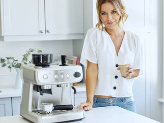 Candice Brown Partners With Breville