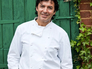 Jean-Christophe Novelli joins Yellow Poppy Media