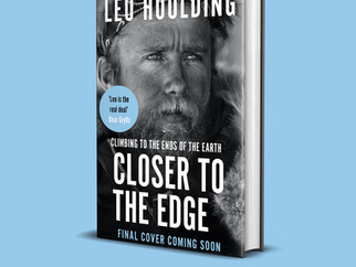 Headline has acquired Closer to the Edge: Climbing to the Ends of the Earth by Leo Houlding