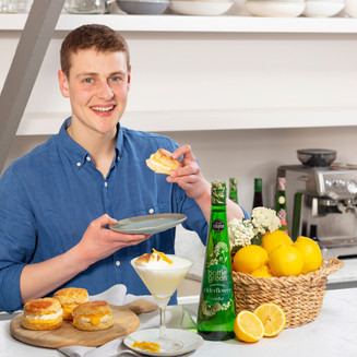 Peter Sawkins Teams Up With Bottlegreen
