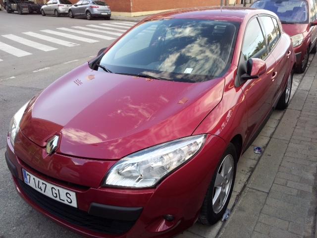 Renault Megane fase 3