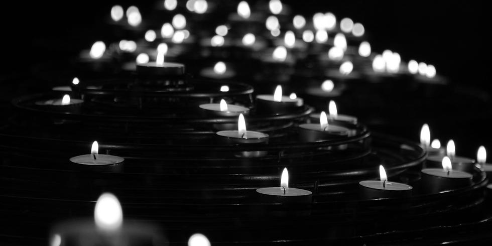 Mass celebration in honor of FF Danny Alvarez